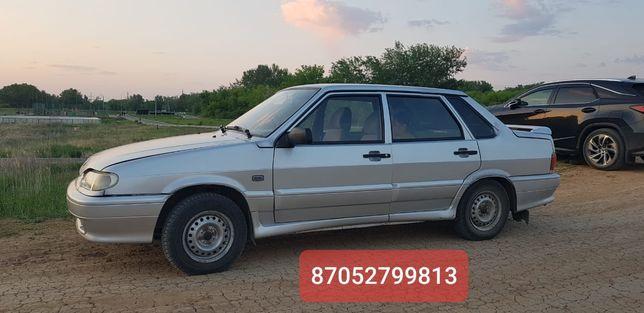 Продам ВАЗ 2115 в хорошем состоянии, учет РФ, все доки в норме.