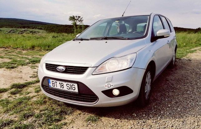Ford Focus 1.6 tdci an 2010