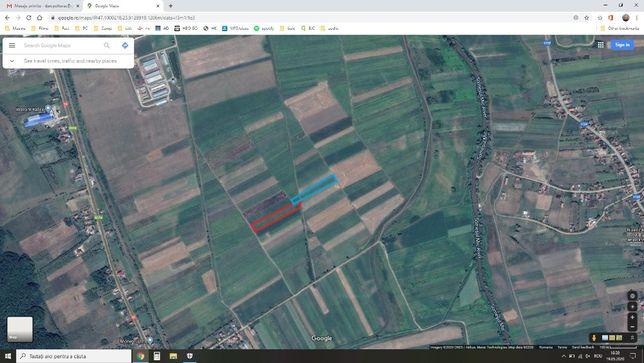 vand teren agricol extravilan Nima langa Dej