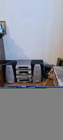 Combina muzicala,cu sistem audio TEHNIK