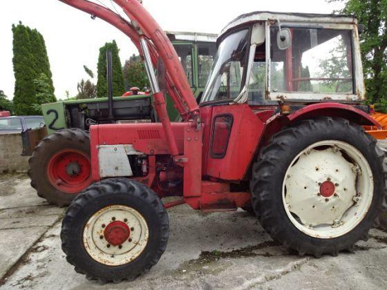 Dezmembrez tractor Case IH 633