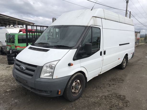 Ford transit 3.5T 2.4tdci 6 trepte manual tractiune spate 2010 Euro4