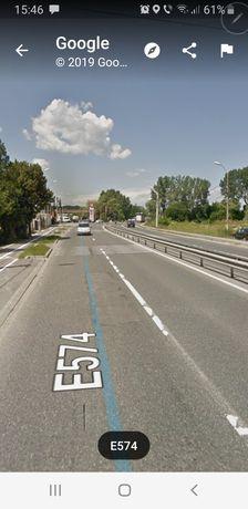 Inchiriez teren stradal, Maracineni