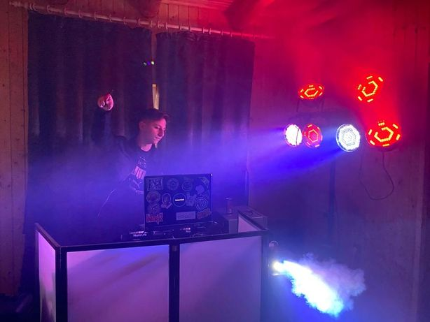 DJ Banchete/Cabane/Majorate,etc Sonorizare, Lumini, Masina de fum,