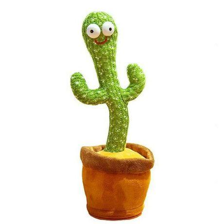 Игрушки говорящий кактус