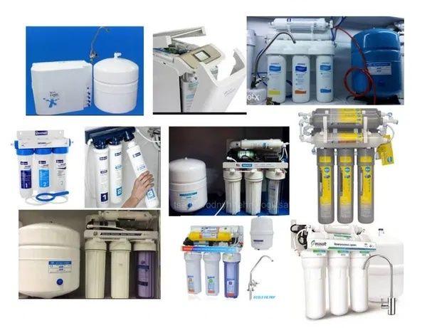 Замена фильтров воды Астана