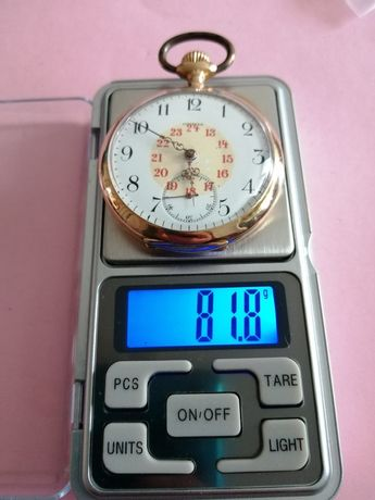 Ceas de aur masiv 18 K OMEGA Grand Prix