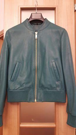 Кожаная куртка от Массимо Дутти