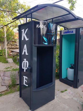Кутия за кафе автомат