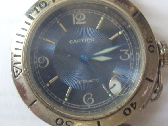 Часовник автоматик''Картиер''