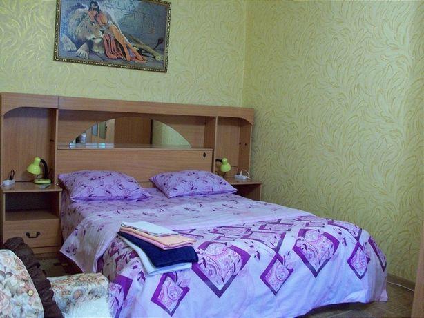 Квартира в центре Почасово, Посуточно, Понедельно. В парковой зоне.