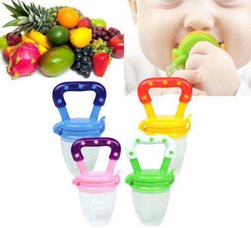 Suzete pentru fructe și legume