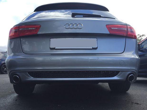 Difuzor bara spate Audi A6 C7 4G 2011-2015 S-LINE