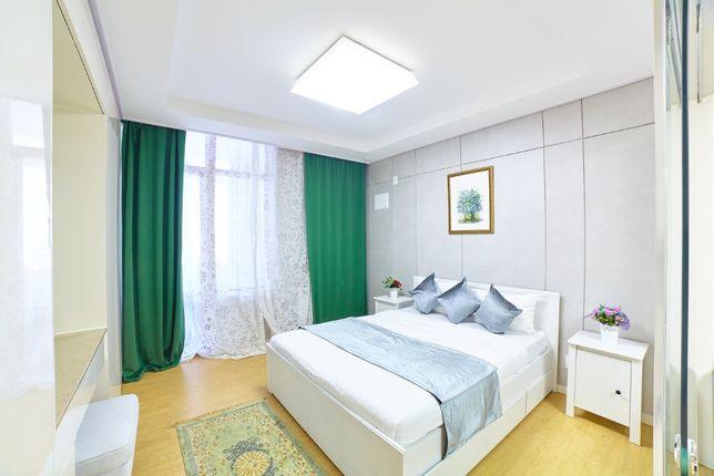 Хайвил Luxury Апартаменты 1 ком