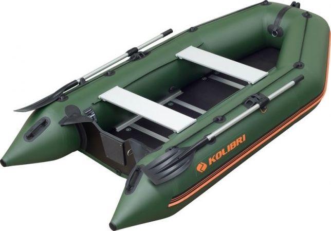 Barcă gonflabilă Kolibri KM-300D KM + podina rigidă