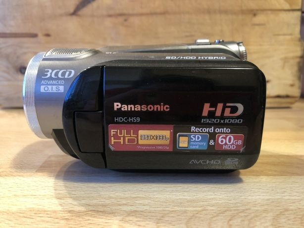 Camera Video Panasonic full HD
