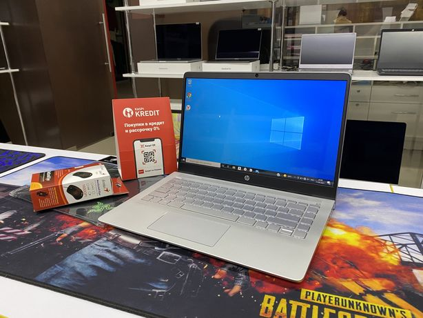 Ноутбук HP Pavilion Laptop 14 Core i3-7100U! 4GB! HDD 1TB! HD Graphics