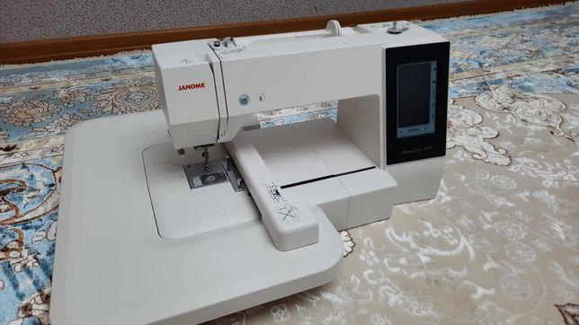 Janome 500 E Вышивальная машина