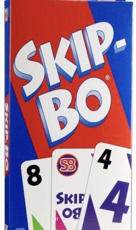 Carti de joc Skip Bo