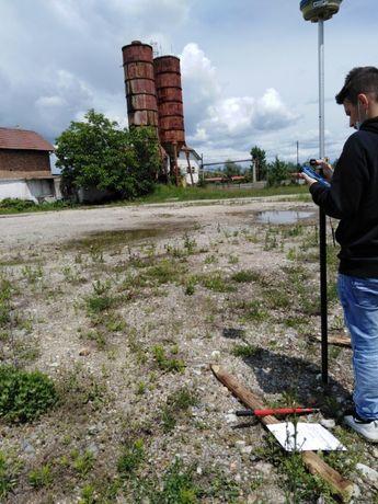 Vand teren intravilan constructii, 1.24 Ha, oras Rovinari.