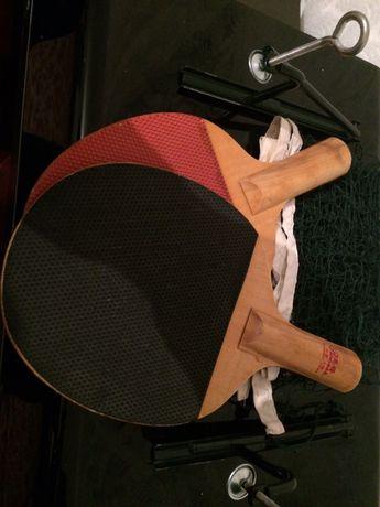 Palete tenis de masa. Pioner Sanhai