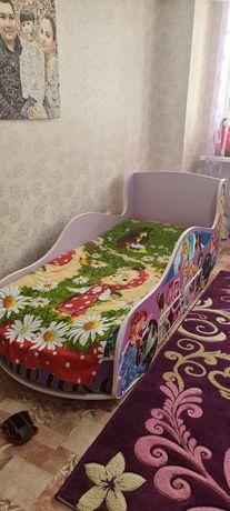 Продам детскую мебель для девочки
