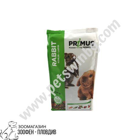 Benelux Primus Rabbit 0.750кг - Храна за декоративни зайчета