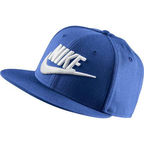 SAPCA Snapback UNISEX ADULTI Nike -ROYAL BLUE-Noua-Sigilata-Originala