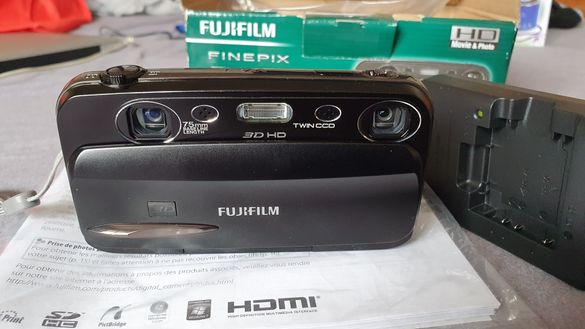 фотоапарат Fujifilm Finepix Real 3D W3