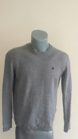 Woolrich Mens Wool Bologna Italy Size S - M Мъжки Пуловер!