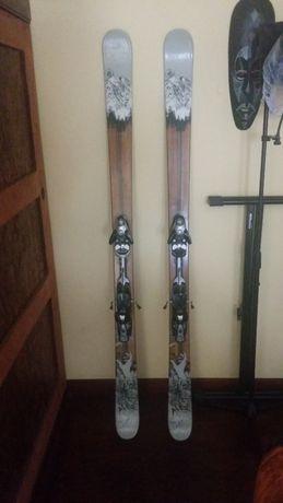 Skiuri K2 , Fujative Public Enemy 170cm cu legaturi