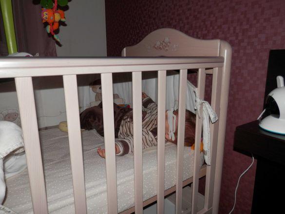 Детско креватче Pali