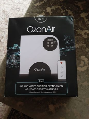Продам срочно очиститель воздуха