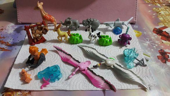 Киндер играчки- животни