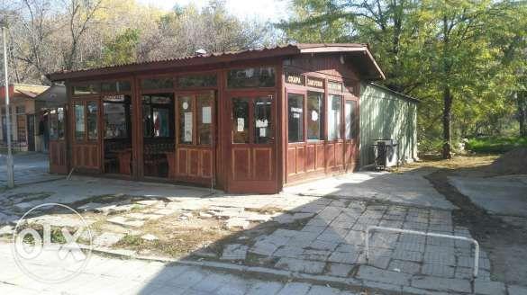 Заведение за бързо хранене и кафене
