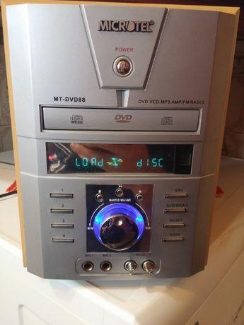 Dvd система MICROTEL