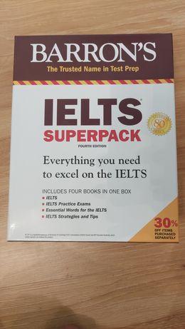 IELTS Superpack. Barron's. Подготовка к IELTS