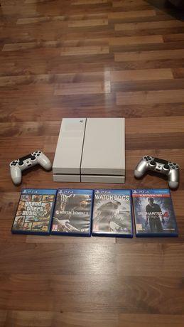 Playstation 4 PS4 500GB + 4 jocuri