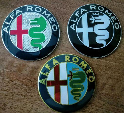 Емблеми, капачки за джанти, ключодържатели и др. за Alfa/Алфа Ромео