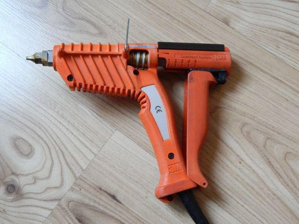 Пистолет за топло лепило(горещ силикон) 3M Polygun LT Glue Gun