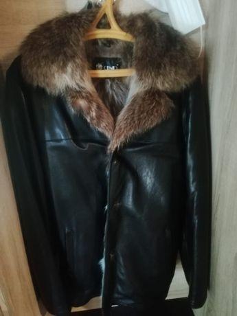 Куртка на натуральном меху