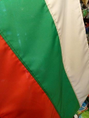 Българско знаме от плат - различни размери