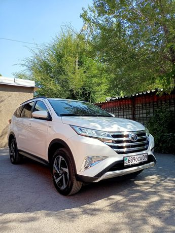 Toyota Rush (Новая)