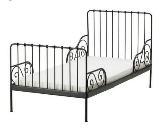 Кровать металлическая Ikea
