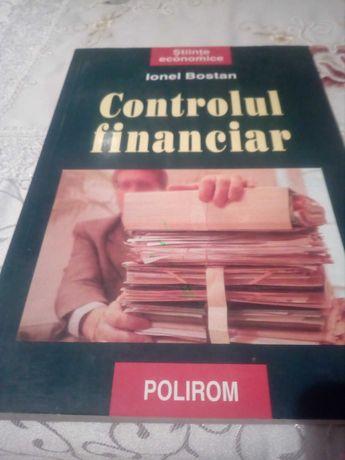 Controlul financiar, Ionel Bostan