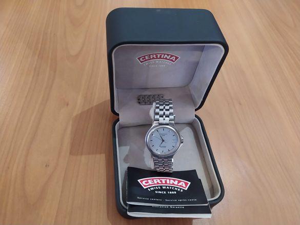 Ръчен часовник CERTINA швейцарски