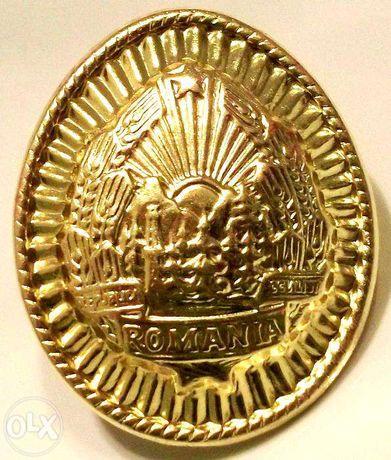 Cuc stema boneta armata militar soldat RSR
