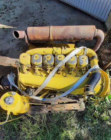 Motor Deutz 6 cilindrii