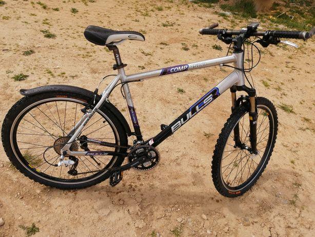 Vând  bicicleta Bulls