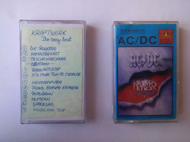 Casete audio muzica diverse